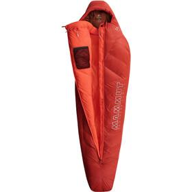 Mammut Perform Down Bag Sac de couchage -7C L Homme, safety orange